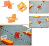 Fix Plus Tegel Levelling Systeem Tegel  Multi Cross 2 mm.