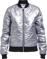 Rohnisch Alya Jacket - Sportjas - Dames - Maat 42 - Zilver