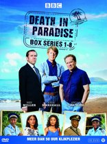 Death in Paradise box 1-8