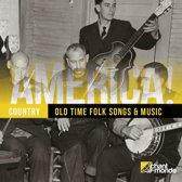 Various - America! Vol.8 Old Time Folk Songs