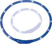Nobby Starlight Lichtkoord Regelbare Flash Frequentie - Blauw - 70 cm