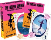 Speelkaarten-pokerkaarten- The Endless Summer-surfen