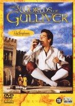 3 Worlds Of Gulliver (dvd)