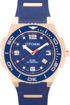 OTUMM Diver Rose Gold 45 Color 07 Blue