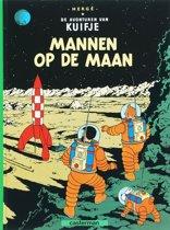 Kuifje 017 Mannen op de maan