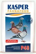 Kasper Faunafood P40 Krachtvoer Duiven 20kg