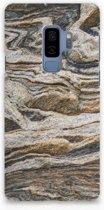 Samsung Galaxy S9 Plus Hardcase Hoesje Design Steen