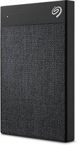 Seagate Backup Plus Ultra Touch externe harde schijf 1000 GB Zwart