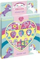 Totum Unicorn Stickerset kindersticker