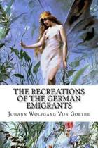 The Recreations of the German Emigrants
