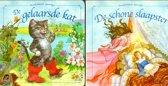 set van 2 wondermooie Sprookjes
