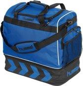 Hummel Pro Bag Supreme Sporttas - blauw/zwart - 50 x 48 x 32 cm