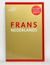 Van Dale  Pocket Woordenboek /  Frans-Nederlands