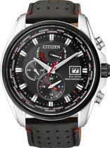 Citizen AT9036-08E horloge - Zilverkleurig - 44 mm