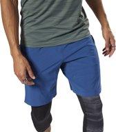 c08e9f3d675 Reebok Speedwick Speed Short Sportshort Heren - Bunker Blue