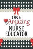 One Amazing Nurse Educator