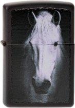 Zippo aansteker White Horse