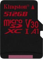 512GB microSDXC Canvas React 100R/80W U