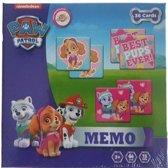 Kinderspelletje memory Paw Patrol voor meisjes - Spelletjes spelen - Memo spel - Geheugenspellen voor kids