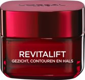 L'Oréal Paris Revitalift Gezichts en Halscrème - 50 ml - Anti Rimpel