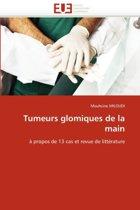 Tumeurs Glomiques de la Main