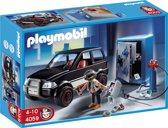 Playmobil Brandkastkraker Met Vluchtauto - 4059