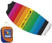 Rhombus Rainbow 1.2 | Grote Matrasvlieger 126x55 Cm.