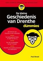 De kleine Geschiedenis van Drenthe voor Dummies
