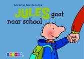 Jules kartonboekje - Jules gaat naar school