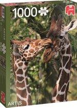 Artis Giraffen 1000 stukjes