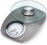 Soehnle Keukenweegschaal Vintage Style 5 kg grijs 66231