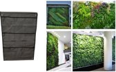 Verticale Tuin Zakken : Bol verticale tuin lagen vilt zwart