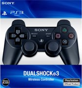 Sony PlayStation 3 Wireless Dualshock 3 Controller - Zwart (PS3) | Originele verpakking