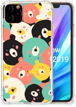 iPhone 11 Pro Max Stevige Bumper Hoesje Bears