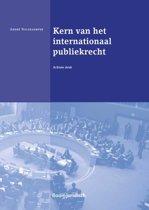 Boekomslag van 'Boom Juridische studieboeken - Kern van het internationaal publiekrecht'