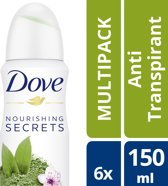 Dove Anti-transpirant Spray Dove W Deo Matcha & Sakura 150 ML