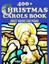 400+ Christmas Carols Book - Sheet Music for Piano