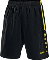 Jako Turin Voetbalshort - Shorts  - zwart - L
