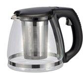Haushalt Koffie- en theepotten 1,2 Liter - Met thee infuser