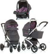 Kinderwagen 3 in 1 Chipolino Malta amethyst