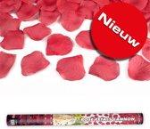 Kanon rozenblaadjes rood