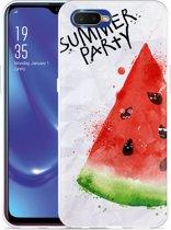 Oppo RX17 Neo Hoesje Watermeloen Party
