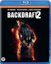 BACKDRAFT 2: FIRE CHASER (D/F) [BD] (blu-ray)