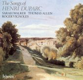 Duparc: The Complete Songs