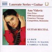 Laureate Series - Guitar / Ana Vidovic -  Guitar Recital