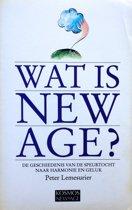 Wat is new age ?