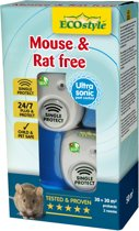 Mouse & Rat free 30+30 m² (duopack)