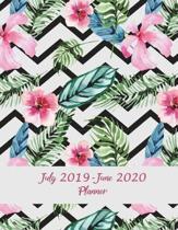 July 2019-June 2020 Planner