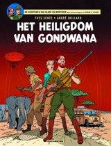 Blake & Mortimer: 018 Het heiligdom van Gondwana