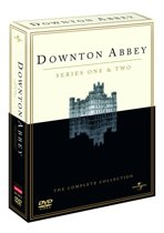 Downton Abbey S1-2 Boxset (D/F)